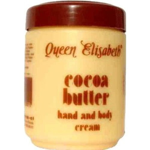 Queen elizabeth cocoa butter lotion