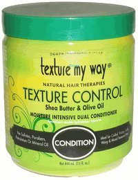 Texture My Way Texture Control Shea Butter Amp Olive Oil